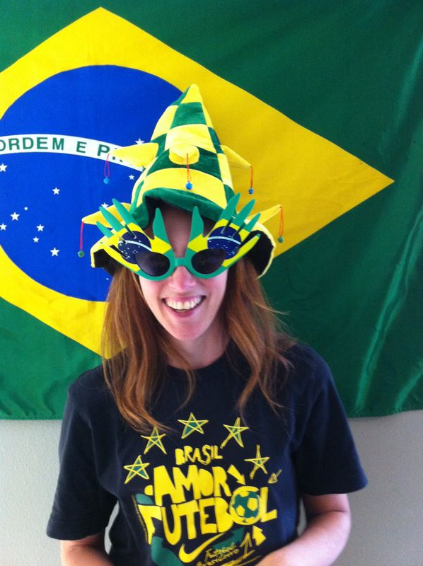 Brasil World Cup 2014 Celebrations
